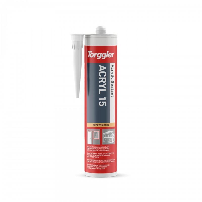 Silicone acrilico Torggler ACRYL 15