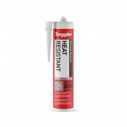 Silicone acetico Torggler Heat Resistent