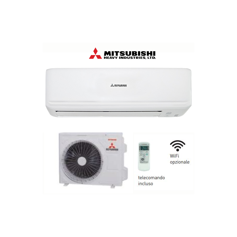 Climatizzatore Mitsubishi Heavy Industries Smart ZSP-W R32