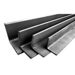 profilo angolare ferro nero varie misure e spessori