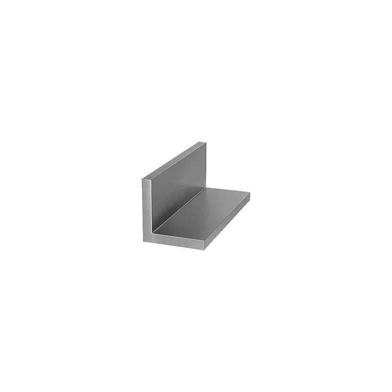 profilo angolare ferro nero