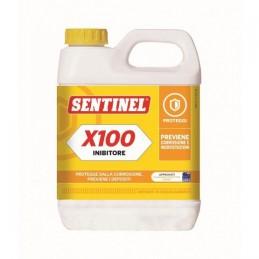 Sentinel X100 inibitore