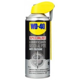 WD40 SPECIALIST LUBRIFICANTE SECCO PTFE