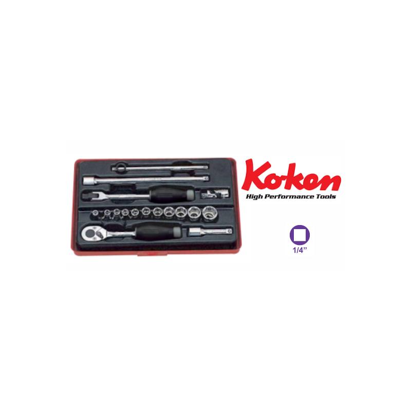 Cassetta 15 pz Koken 2251A