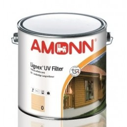 Finitura legno Amonn Lignex UV Filter