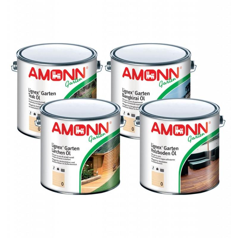 Olio per legno amonn Lignex garten oel