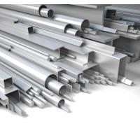 Profilati in ferro, alluminio