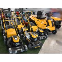 Gamma di macchine da giardino a scoppio, elettriche e a batteria