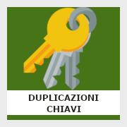 servizio duplicazione chiavi