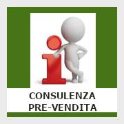 Consulenza pre-vendita
