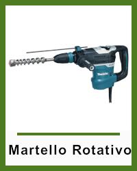 Noleggio Martello Rotativo Makita