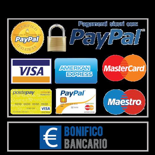 Loghi pagamento sito